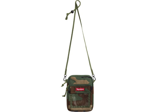 Supreme SS19 Utility Pouch Woodland Camo