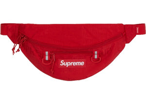 Supreme SS19 Waist Bag - RED