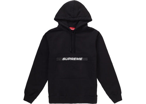 Supreme SS19 Zip Pouch Hooded Sweatshirt