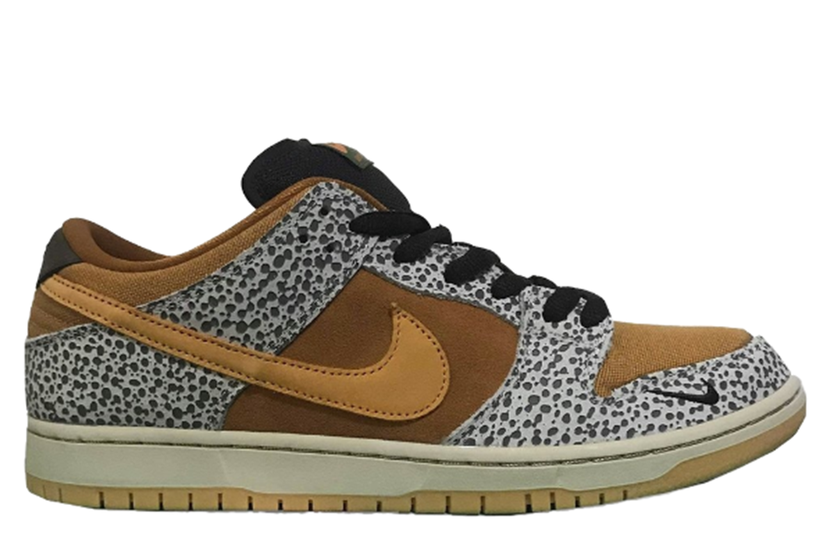 Nike SB Dunk Low Atmos Safari