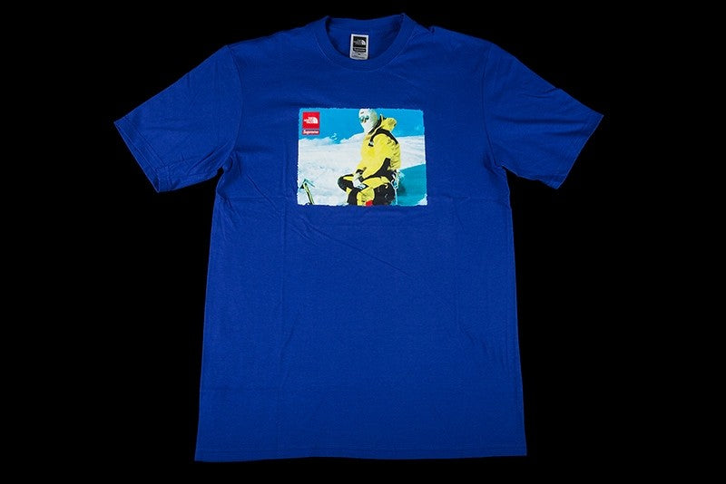 Supreme x The North Face Photo Tee - Royal Blue