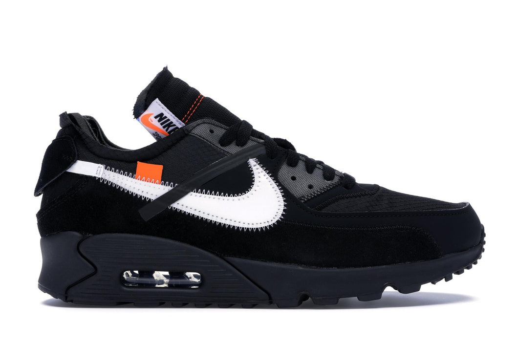 Air Max 90 OFF-WHITE Black