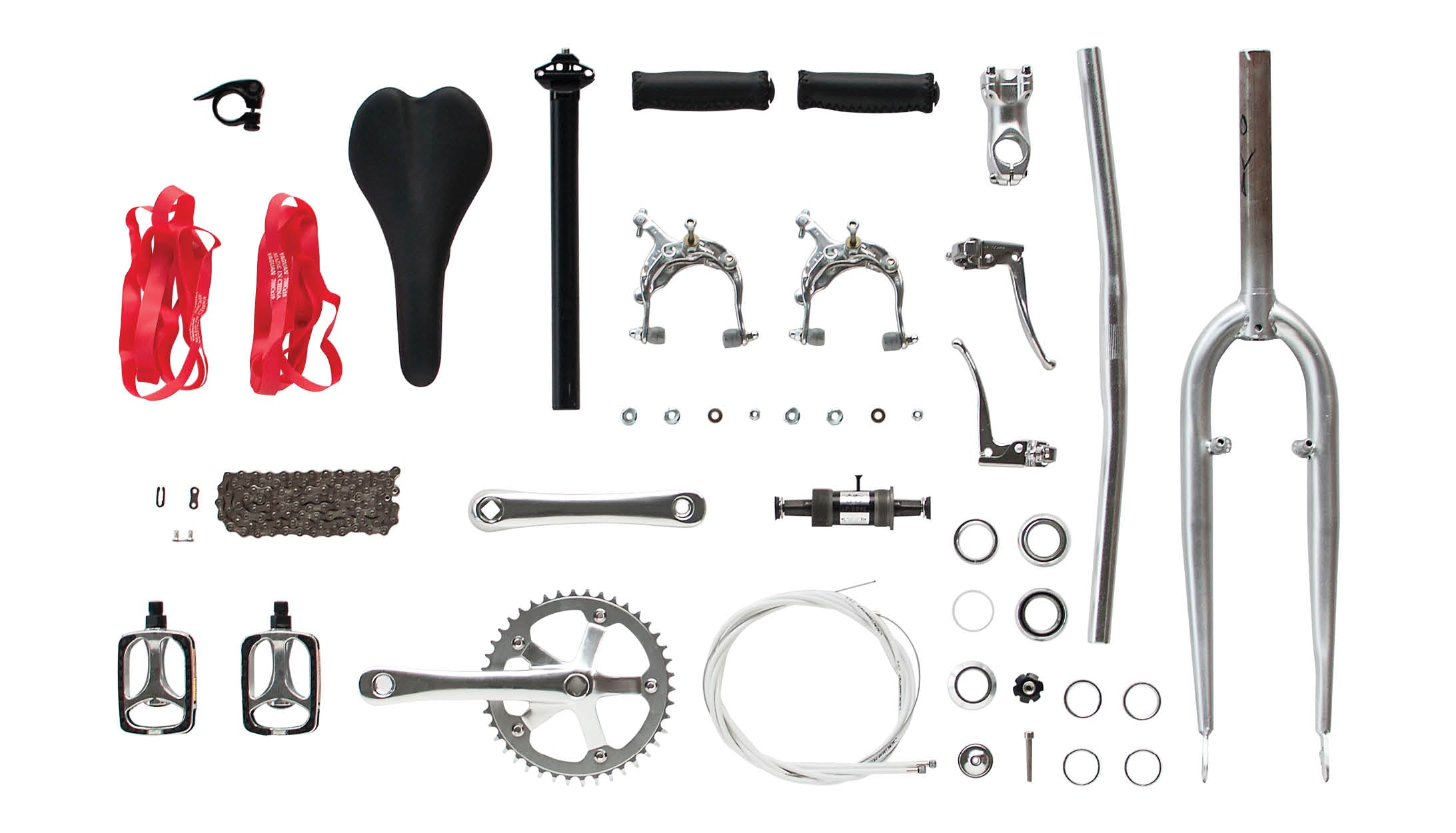 Build It Yourself Bicycle Parts Bamboobee