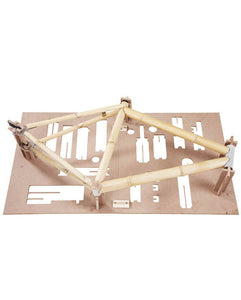 BIY Bamboo Bike Frame Kit