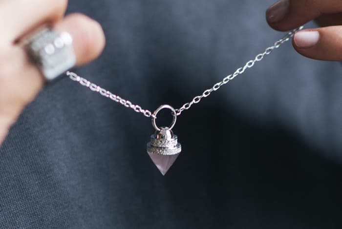 Introducing the Anyway pendulum & colored stones