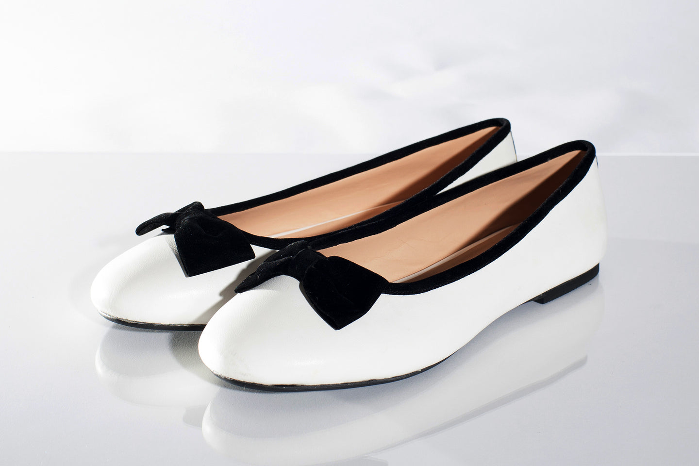 Isabella Shoes with Bow for Girls by San Pedro - Made in Manila