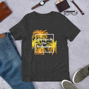 More Fun in the Philippines Basic Tee