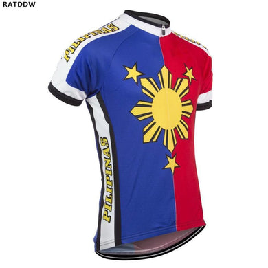 Pilipinas Cycling Short Sleeve  Jersey