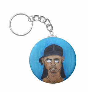 A Light In Your Eyes keychain