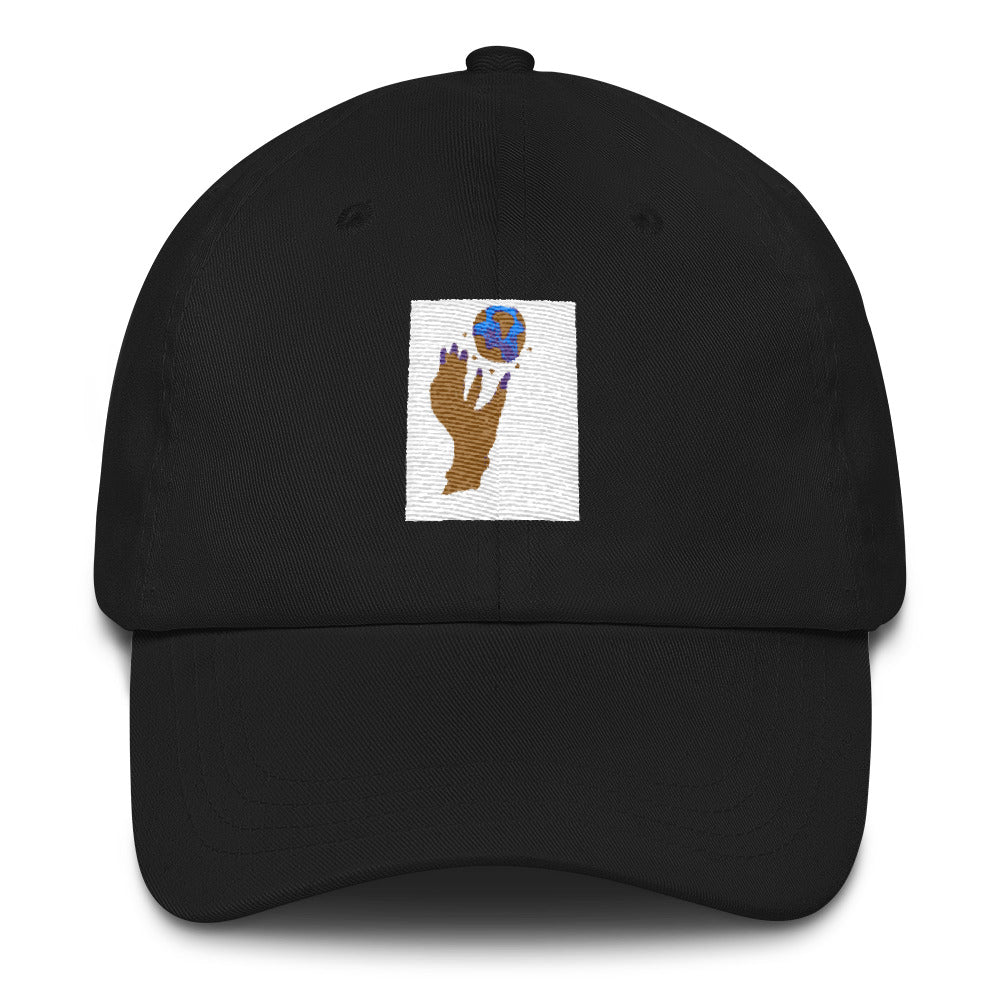 The World's Yours Dad hat