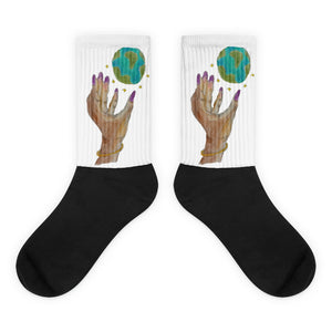 The World's Yours Socks