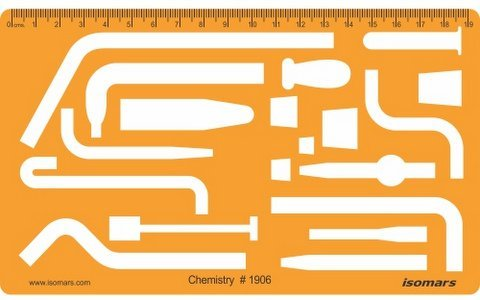 Isomars Chemistry Chemical Engineering Laboratory Lab Equipment Symbols Drawing Template