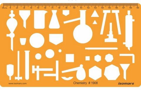 Isomars Chemistry Chemical Engineering Science Drafting And Design Template