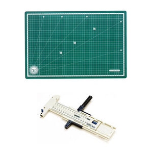 Isomars Cutting Mat A3 & Circle Cutter Combo