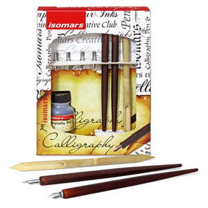 Isomars Calligraphy Dip Pen Set