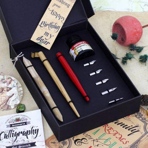 Isomars Calligraphy Pen Set - Supreme