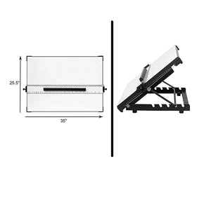 Isomars Drawing Board - Table Model with Parallel Motion - A1 Size - 25''x35''
