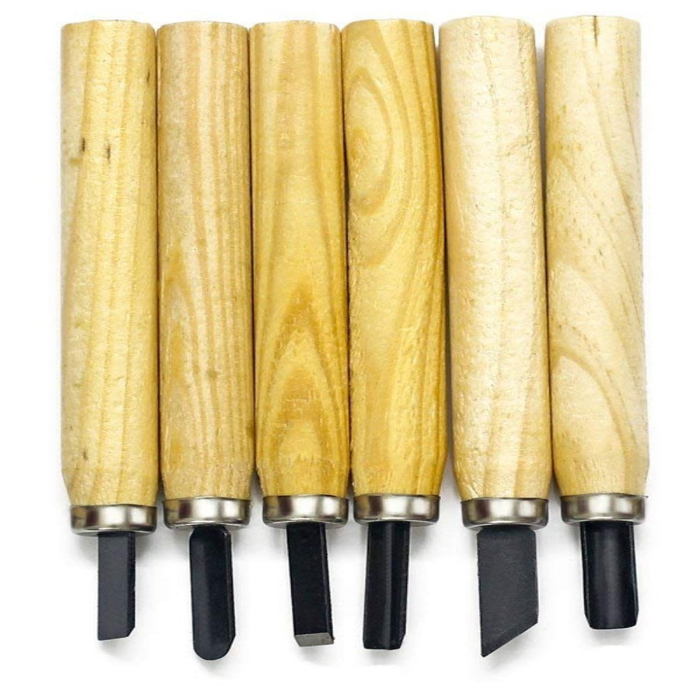 Isomars Wood Cutter Set of 6