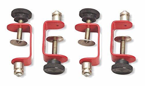 Isomars Metal Clamps - Set of 4