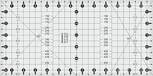Isomars Quilting Rectangle Ruler