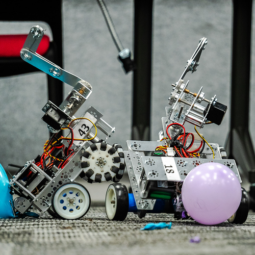 Robot Battles - CultureForce