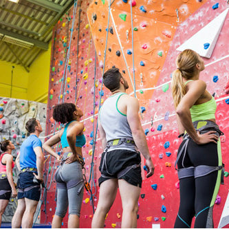 Rock Climbing - CultureForce