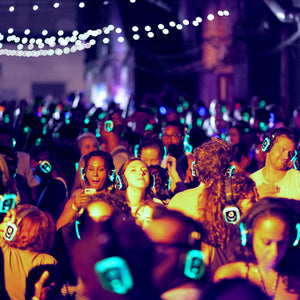 Silent Disco Party - CultureForce