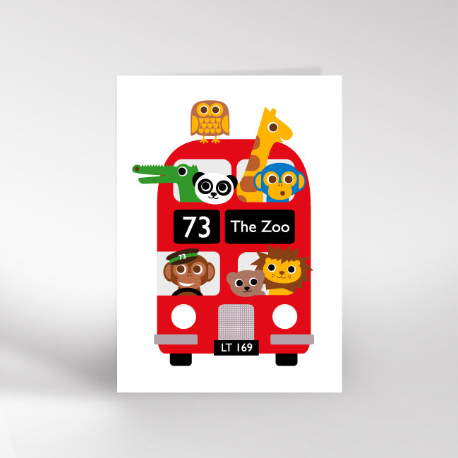 Zoo bus card