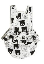 Load image into Gallery viewer, Bear Ruffle Playsuit
