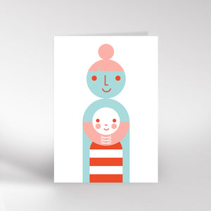 Mother + Child Card