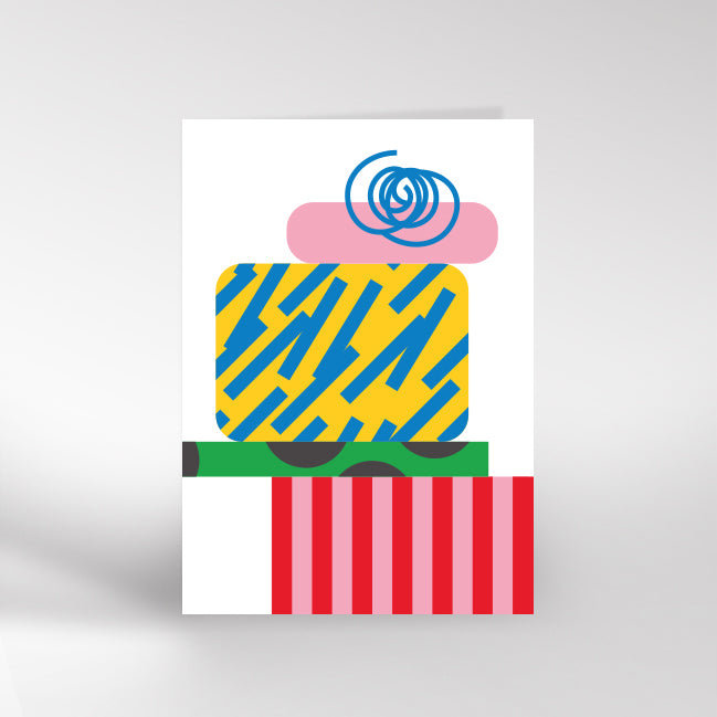Present Stack Card