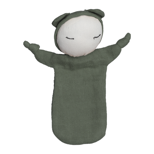 Cuddle Doll - Olive