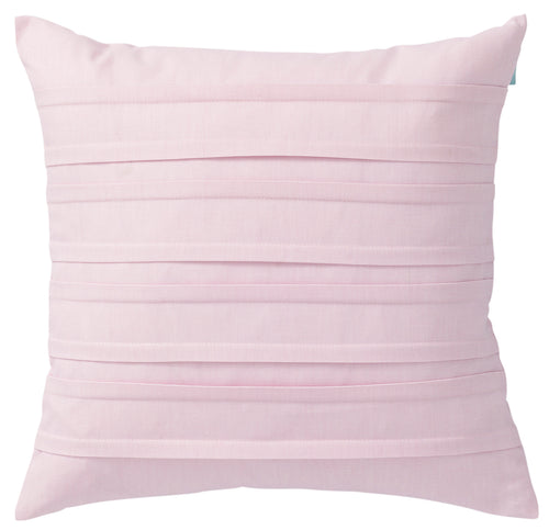 Pleated Dubbelveck Klotz cushion/cover - Pink