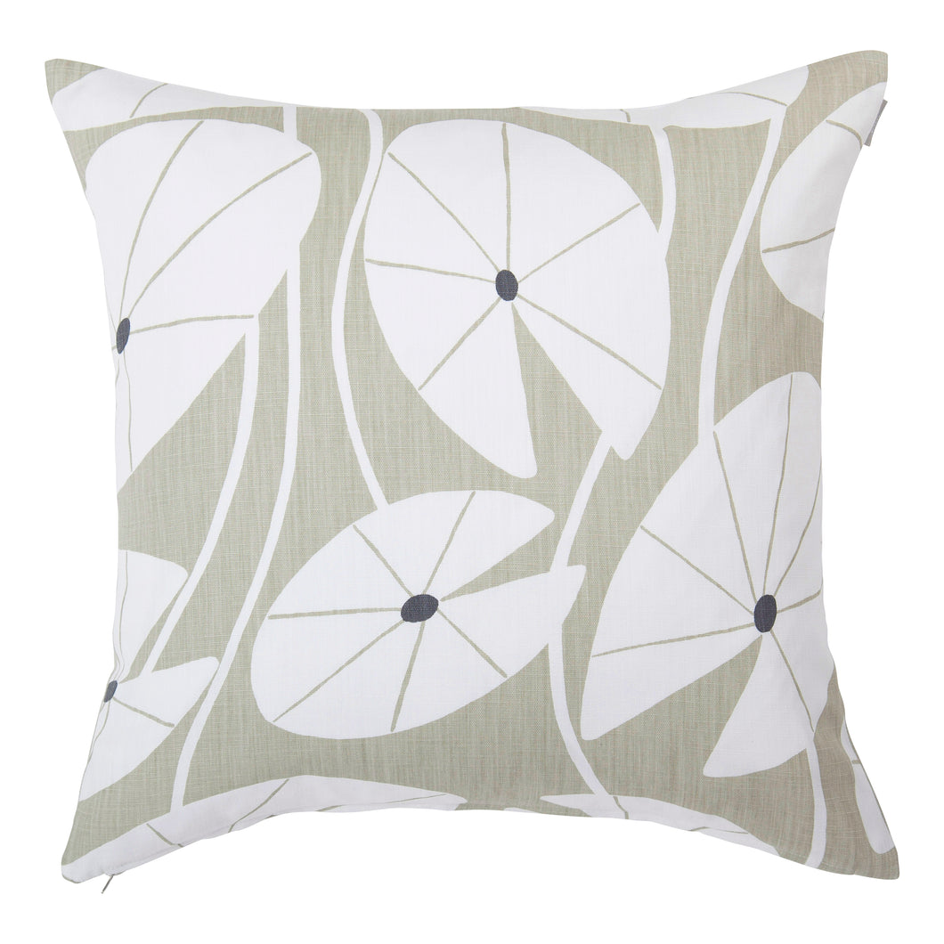 LARGE GRODBLAD CUSHION - LINEN.