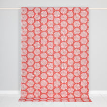 Load image into Gallery viewer, Lycka Fabric - Coral