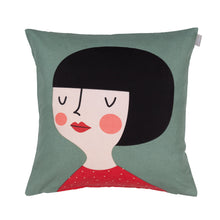 Load image into Gallery viewer, Spira Friends cushion/cover - Kerstin