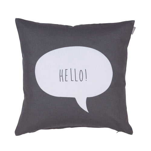 Hello Bubble cushion/cover