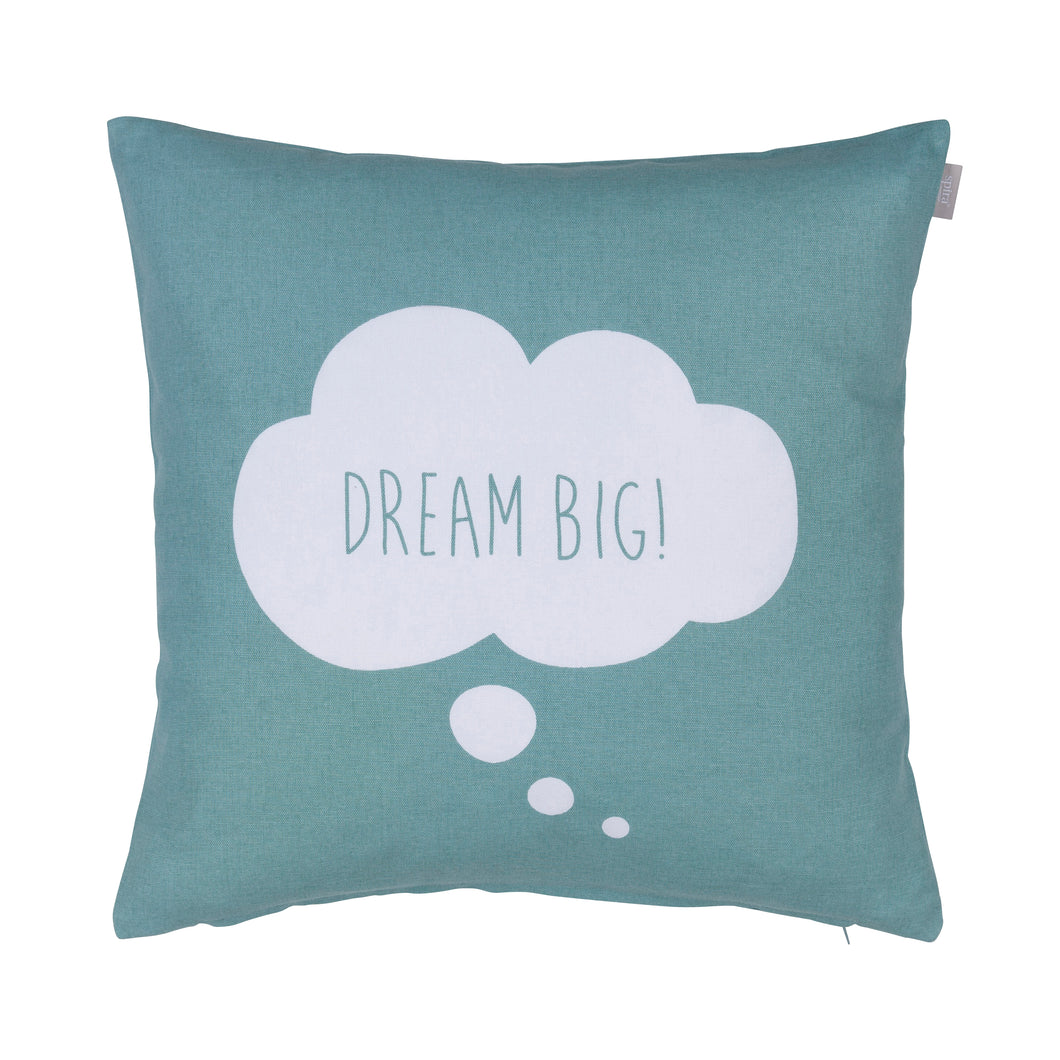 Dream Big Bubble cushion/cover