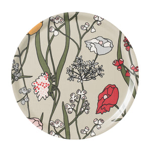 Ang Round Tray  - Linen