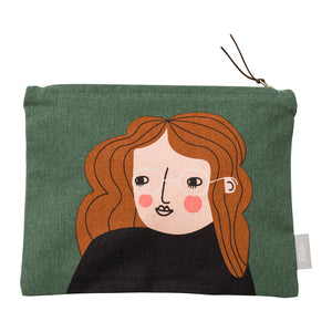 Spira Friends Zip Bag - Bia