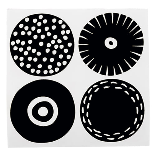 Black Candy Paper napkins
