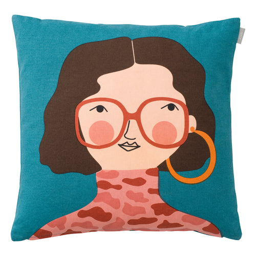Spira Friends cushion/cover - Hedda