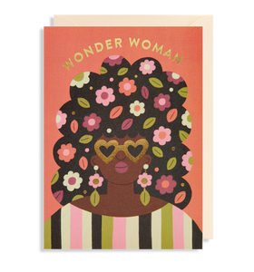 Wonder Women Card