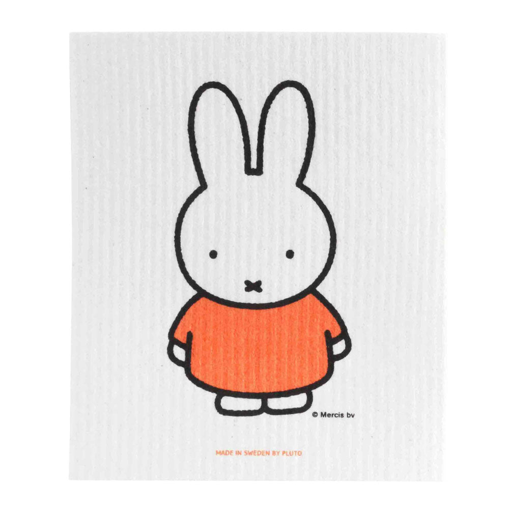Miffy Swedish Dishcloth - It's Miffy