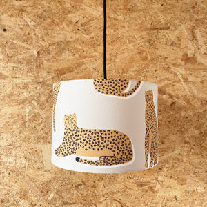 Leopard Lampshade