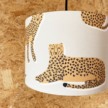 Load image into Gallery viewer, Leopard Lampshade