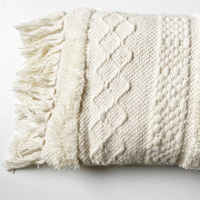 Load image into Gallery viewer, Woven Long Wool Cushion