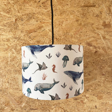 Load image into Gallery viewer, Sea Life Lampshade