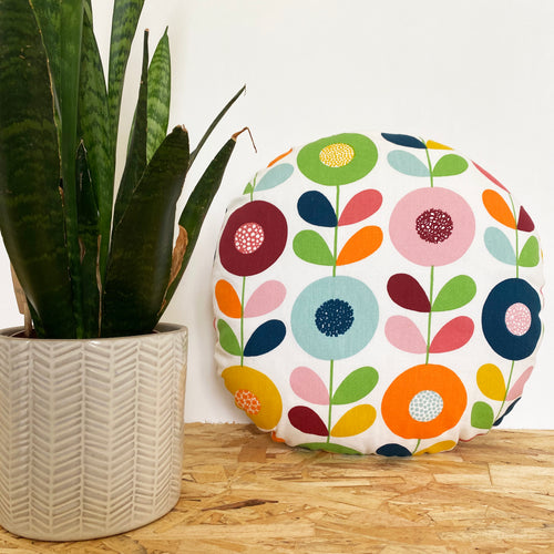 Cirkelblooma Round Cushion