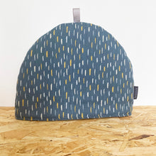 Load image into Gallery viewer, Art Tea cosy - Blue